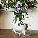 Glass Vase 'Spike'