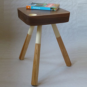 Retro Style Side Table - side tables