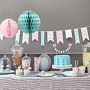 Honeycomb Balls Hanging Party Decorations