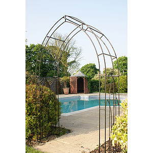Cathedral Archway - garden furniture