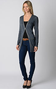 Flash Sale 40% Off Our Sparkle Knit Boyfriend Cardigan - jumpers & cardigans