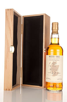 Personalised 12 Year Old Orkney Malt