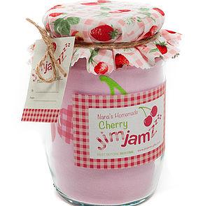 Cherry Pyjamas In A Jar - children's nightwear
