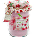 Cherry Pyjamas In A Jar