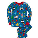 Spaceship Boys Pyjamas