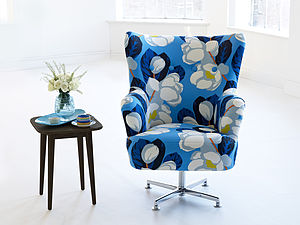 Monroe Swivel Chair - furniture