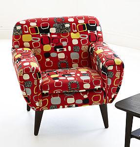 Presley Chair - armchairs