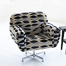 Presley Swivel Chair