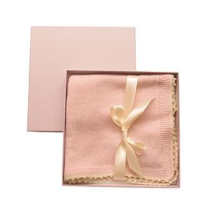 100% Cashmere Receiving Blanket - baby care