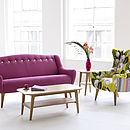 Taylor Large Sofa and High Back Chair