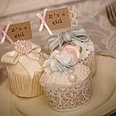 Set Of Ten Baby Shower Cupcake Toppers