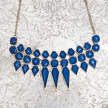 Lenora Bib Necklace