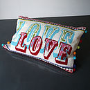 Cross Stitch Love Love Tapestry Craft Kit