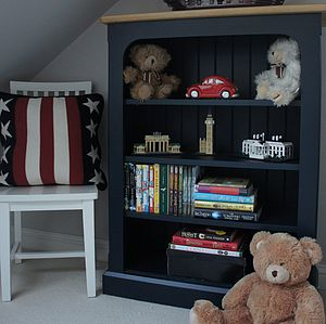 Small Bookcase In A Choice Of Sizes And Colours