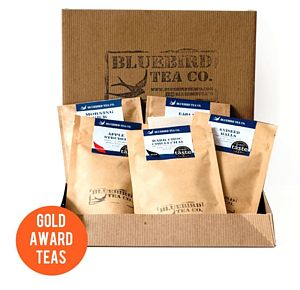 Great Taste Gold Star Tea Gift Box - teas, coffees & infusions