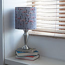 Handmade Pink Flamingo Bird Lampshade
