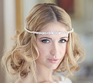Derwent Wedding Forehead Band - our picks: bridal jewellery