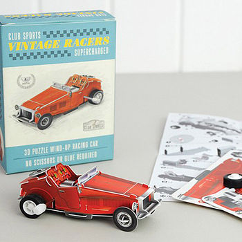 Make Your Own Racing Car Kit
