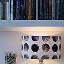 Lunar Moon Cycle Lampshade