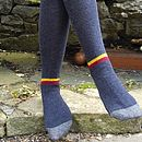 Long Knitted Socks