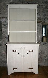 Handmade British Pine Dresser