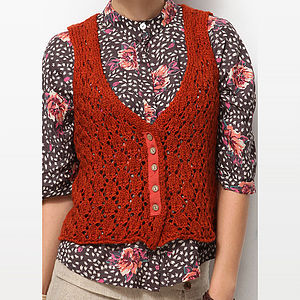 Knitted Wool Cardigan - women's fashion
