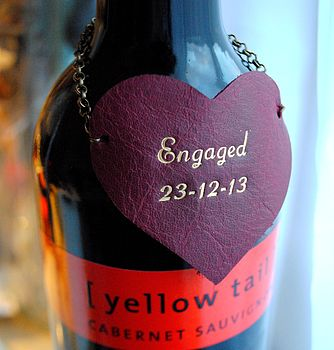 Personalised Bottle Necklace