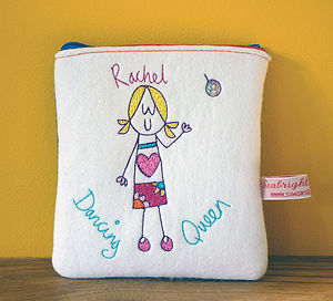 Personalised Dancing Queen Purse - purses & wallets