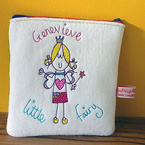 Personalised Little Fairy Purse - bags & purses
