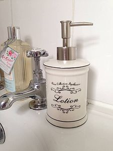 Lotion Soap Dispenser - bathroom
