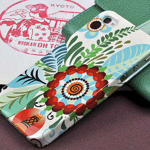 'Folk Rosemaling' Design By Anja Jane - tech accessories for her