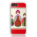 Russian Dolls iPhone 5