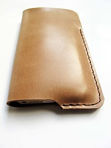 Leather Case For iPhone 5s