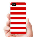 Stripes Hard Phone Case