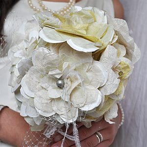 Fairytale Paper Posie - flowers, bouquets & button holes