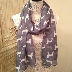 Labrador Scarf - women's accessories