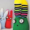 Sock Bunny Sewing Craft Kit