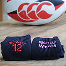Personalised Rugby/Football Socks