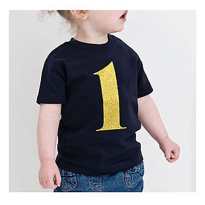 Birthday T Shirt - gifts for babies