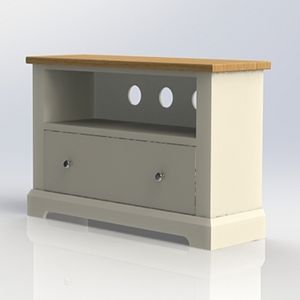 Pilsley Tv Media Stand In A Choice Of Sizes And Colours - furniture