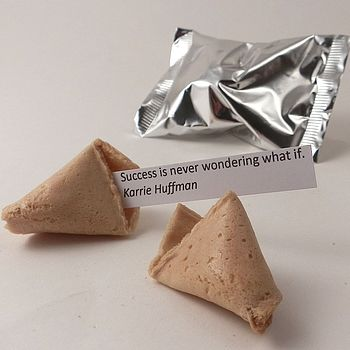 Inspirational Fortune Cookies