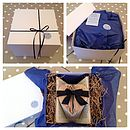 Gift packaging option