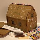 New Home Gingerbread House