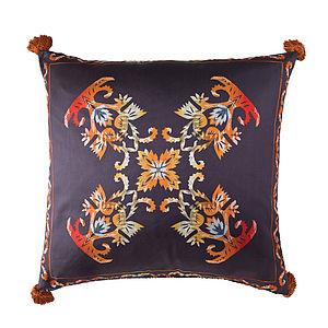 Flame Cushion - patterned cushions
