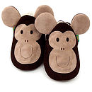 Monkey Soft Baby Shoes