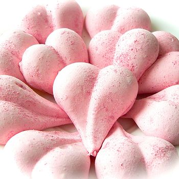 Valentine's Heart Marshmallows