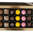 Frivolously Fruity Chocolate Selection