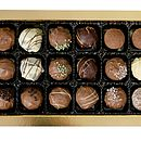 Tasty Truffle Chocolate Selection