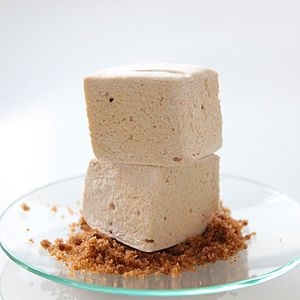 Butterscotch Marshmallows - valentine's sweet treats