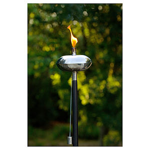 Nash Outdoor Garden Burner - lights & lanterns